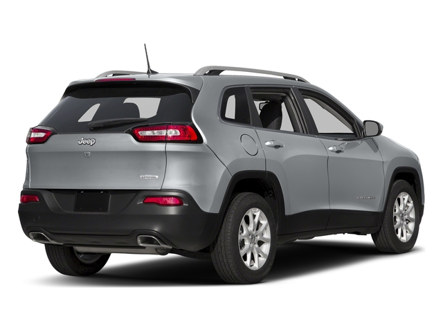 2018 Jeep Cherokee Prices and Values Utility 4D Latitude 2WD side rear view