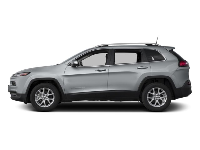 2018 Jeep Cherokee Prices and Values Utility 4D Latitude 2WD side view