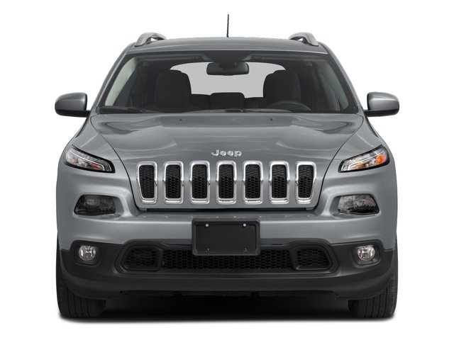 2018 Jeep Cherokee Pictures Cherokee Utility 4D Latitude Plus 4WD photos front view