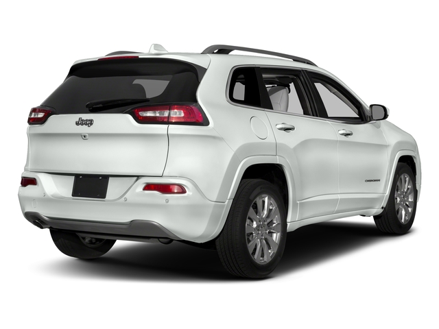 2018 Jeep Cherokee Pictures Cherokee Utility 4D Overland 4WD photos side rear view