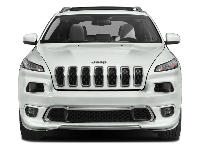 2018 Jeep Cherokee Base Price Overland 4x4 Pricing front view