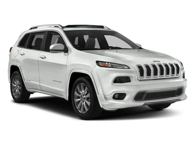 2018 Jeep Cherokee Pictures Cherokee Utility 4D Overland 4WD photos side front view
