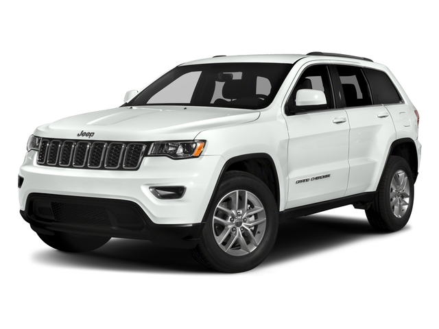2018 Jeep Grand Cherokee Pictures Grand Cherokee Laredo 4x4 *Ltd Avail* photos side front view