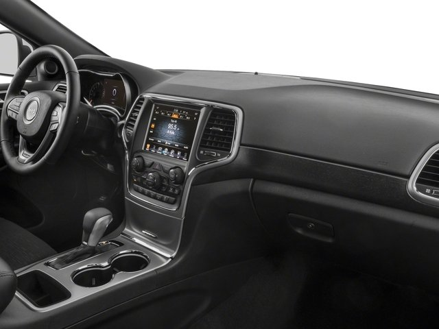 2018 Jeep Grand Cherokee Pictures Grand Cherokee Laredo 4x4 *Ltd Avail* photos passenger's dashboard