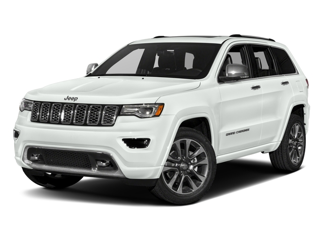 2018 Jeep Grand Cherokee Base Price Overland 4x2 Pricing side front view