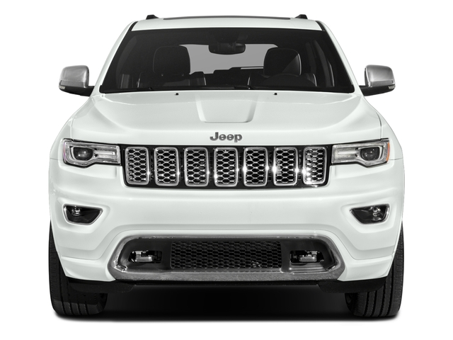 2018 Jeep Grand Cherokee Base Price Overland 4x2 Pricing front view