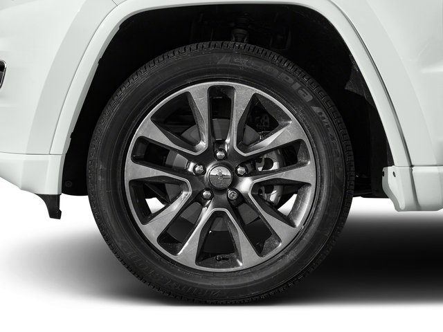 2018 Jeep Grand Cherokee Base Price Overland 4x2 Pricing wheel