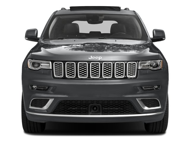 2018 Jeep Grand Cherokee Pictures Grand Cherokee Summit 4x2 photos front view
