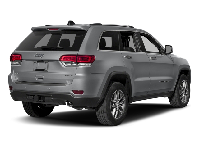 2018 Jeep Grand Cherokee Base Price Sterling Edition 4x2 *Ltd Avail* Pricing side rear view