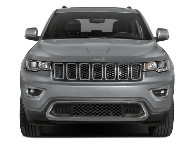 2018 Jeep Grand Cherokee Pictures Grand Cherokee Limited 4x4 photos front view