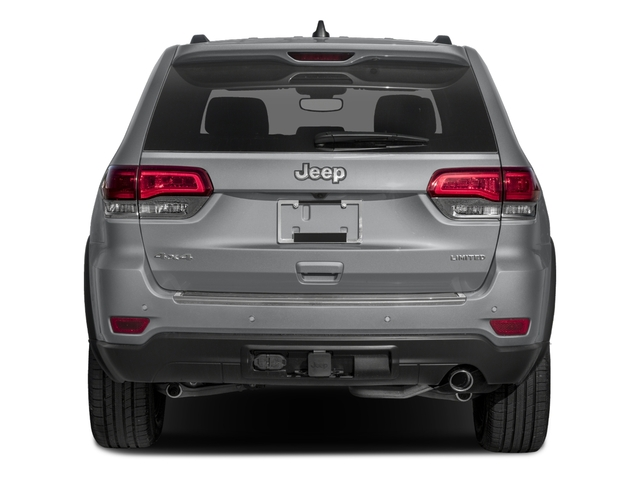 2018 Jeep Grand Cherokee Pictures Grand Cherokee Limited 4x4 photos rear view