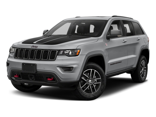 2018 Jeep Grand Cherokee Base Price Trailhawk 4x4 *Ltd Avail* Pricing side front view