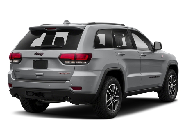 2018 Jeep Grand Cherokee Base Price Trailhawk 4x4 *Ltd Avail* Pricing side rear view