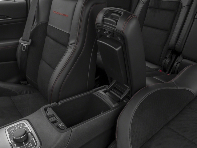 2018 Jeep Grand Cherokee Pictures Grand Cherokee Trailhawk 4x4 *Ltd Avail* photos center storage console