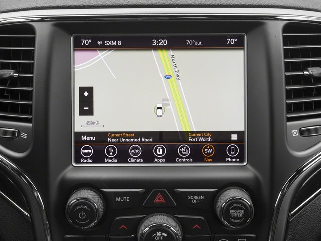 2018 Jeep Grand Cherokee Base Price Trailhawk 4x4 *Ltd Avail* Pricing navigation system