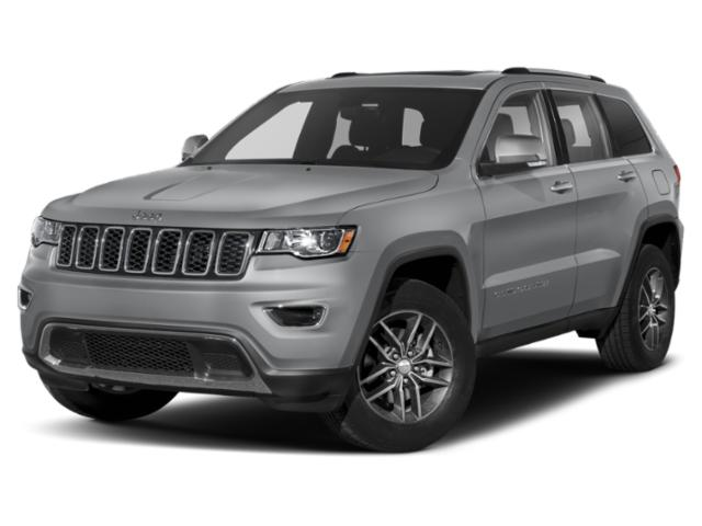 2018 Jeep Grand Cherokee Pictures Grand Cherokee Laredo E 4x4 *Ltd Avail* photos side front view