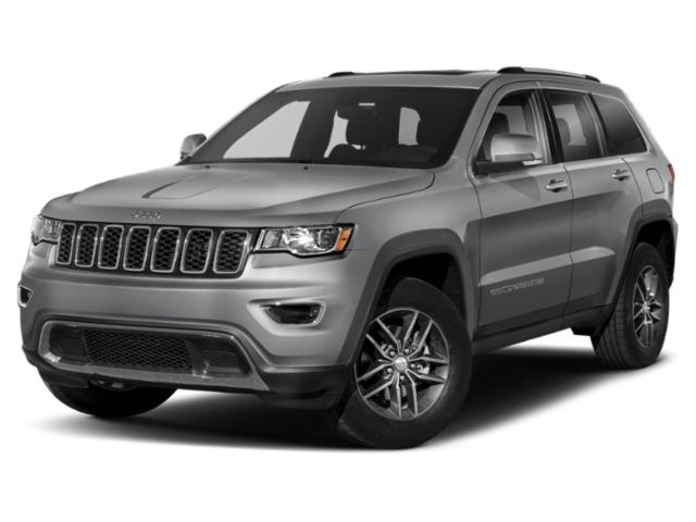 2018 Jeep Grand Cherokee Prices and Values Utility 4D Laredo 4WD side front view