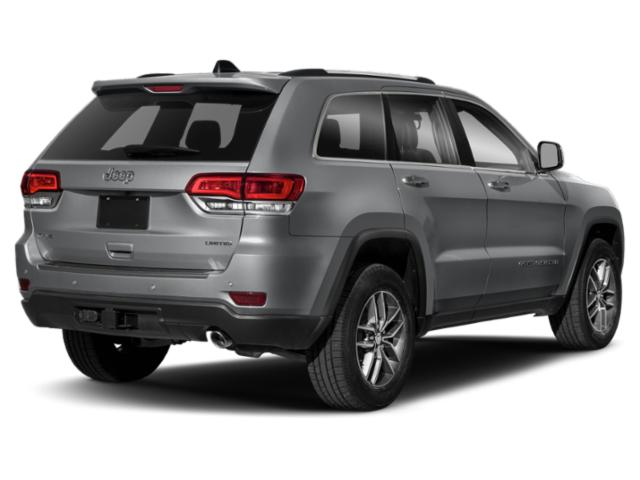 2018 Jeep Grand Cherokee Pictures Grand Cherokee Utility 4D Altitude 4WD photos side rear view