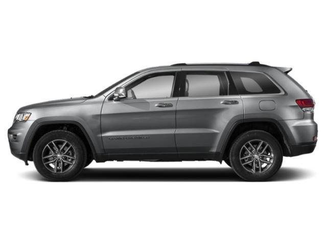 2018 Jeep Grand Cherokee Pictures Grand Cherokee Utility 4D Overland 2WD T-Dsl photos side view