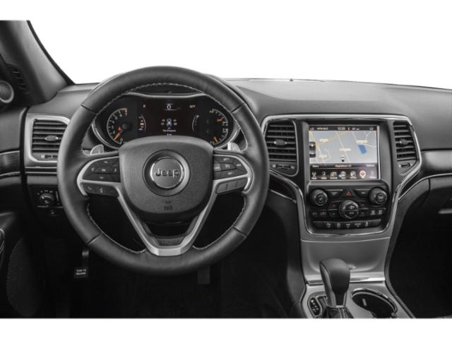 2018 Jeep Grand Cherokee Prices and Values Utility 4D Summit 2WD T-Dsl driver's dashboard