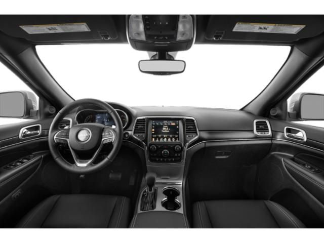 2018 Jeep Grand Cherokee Prices and Values Utility 4D Laredo 4WD full dashboard