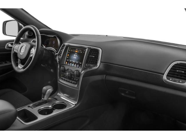 2018 Jeep Grand Cherokee Pictures Grand Cherokee Laredo E 4x4 *Ltd Avail* photos passenger's dashboard