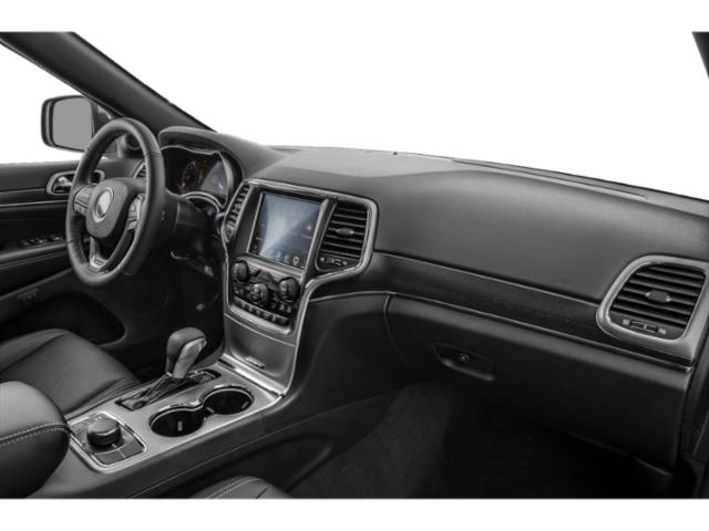 2018 Jeep Grand Cherokee Prices and Values Utility 4D Laredo 4WD passenger's dashboard