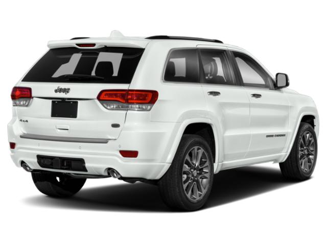 2018 Jeep Grand Cherokee Prices and Values Utility 4D High Altitude 2WD T-Dsl side rear view