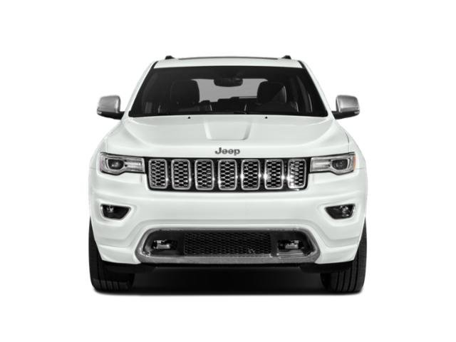 2018 Jeep Grand Cherokee Pictures Grand Cherokee Utility 4D Overland 2WD T-Dsl photos front view