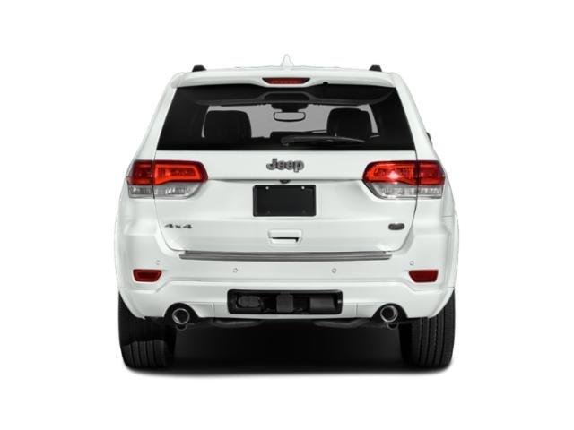 2018 Jeep Grand Cherokee Prices and Values Utility 4D High Altitude 2WD T-Dsl rear view