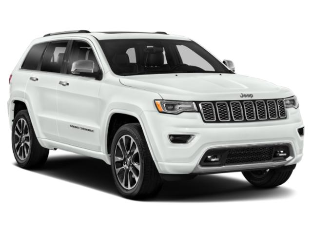 2018 Jeep Grand Cherokee Prices and Values Utility 4D High Altitude 2WD T-Dsl side front view