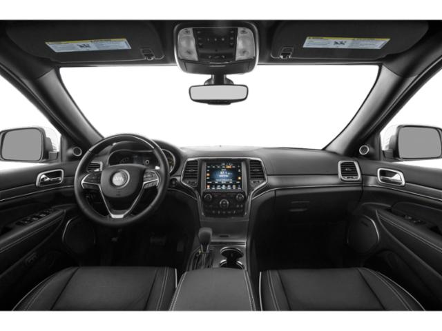 2018 Jeep Grand Cherokee Prices and Values Utility 4D Summit 2WD T-Dsl full dashboard
