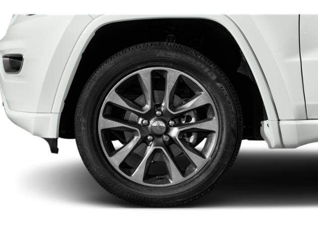 2018 Jeep Grand Cherokee Prices and Values Utility 4D Laredo 4WD wheel