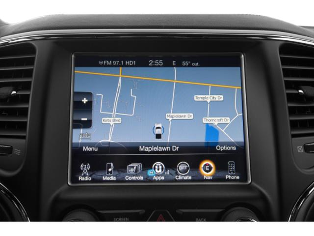 2018 Jeep Grand Cherokee Prices and Values Utility 4D Summit 2WD T-Dsl navigation system