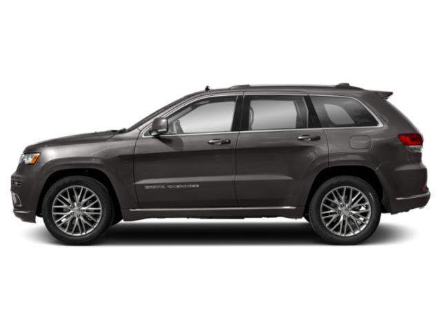 2018 Jeep Grand Cherokee Pictures Grand Cherokee Laredo E 4x4 *Ltd Avail* photos side view