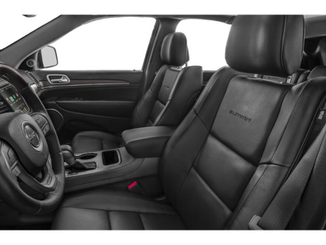 2018 Jeep Grand Cherokee Pictures Grand Cherokee Laredo E 4x4 *Ltd Avail* photos front seat interior