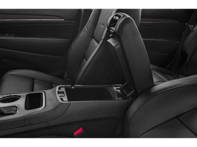 2018 Jeep Grand Cherokee Pictures Grand Cherokee Overland 4x4 photos center storage console
