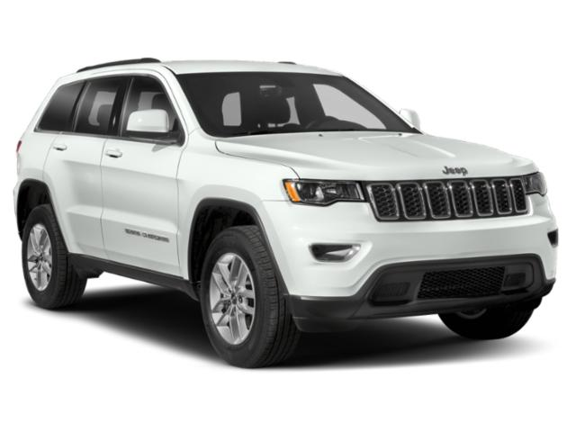 2018 Jeep Grand Cherokee Pictures Grand Cherokee Utility 4D Overland 2WD T-Dsl photos side front view
