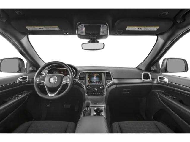 2018 Jeep Grand Cherokee Prices and Values Utility 4D High Altitude 2WD T-Dsl full dashboard