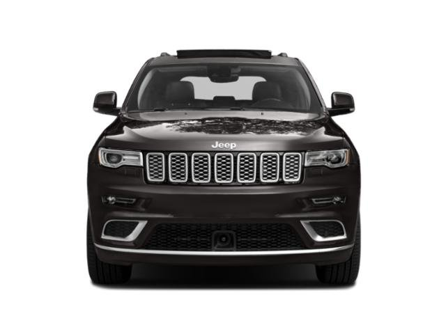 2018 Jeep Grand Cherokee Pictures Grand Cherokee Utility 4D High Altitude 2WD T-Dsl photos front view