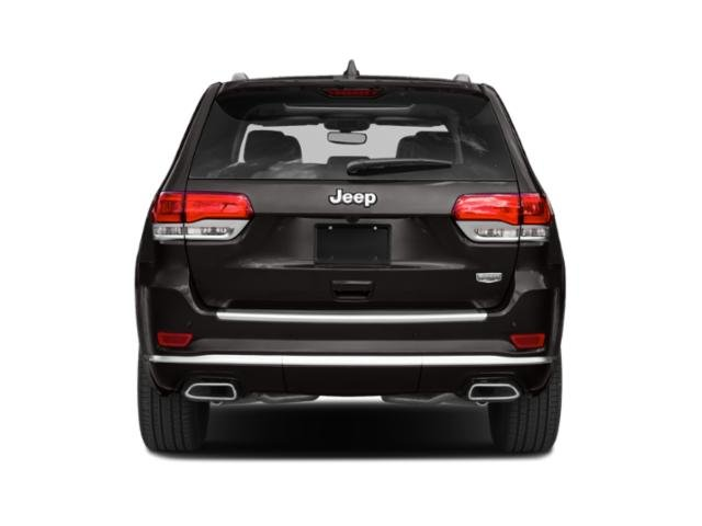 2018 Jeep Grand Cherokee Pictures Grand Cherokee Utility 4D Altitude 4WD photos rear view