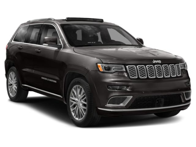2018 Jeep Grand Cherokee Pictures Grand Cherokee Utility 4D High Altitude 2WD T-Dsl photos side front view