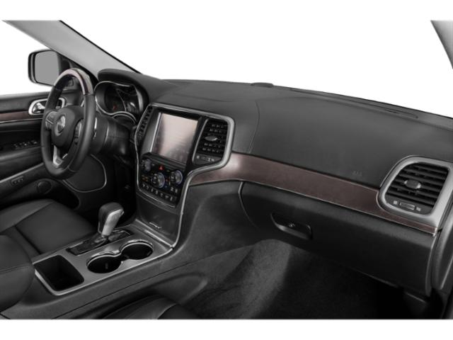 2018 Jeep Grand Cherokee Prices and Values Utility 4D Summit 2WD T-Dsl passenger's dashboard