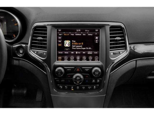 2018 Jeep Grand Cherokee Prices and Values Utility 4D Altitude 2WD stereo system