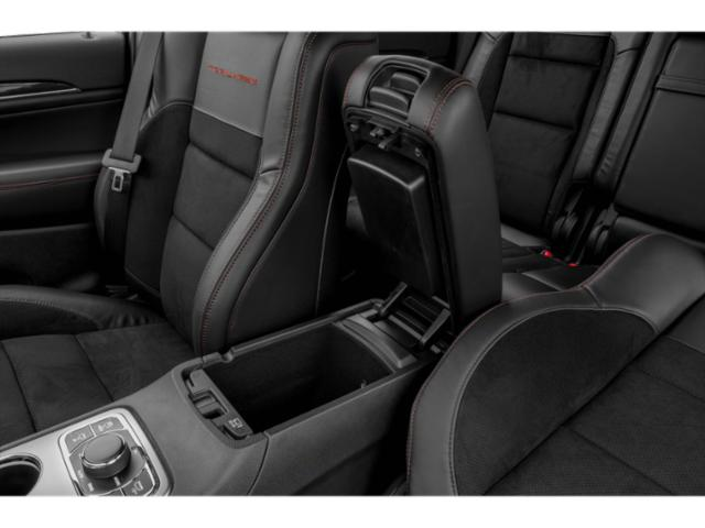 2018 Jeep Grand Cherokee Prices and Values Utility 4D High Altitude 2WD T-Dsl center storage console