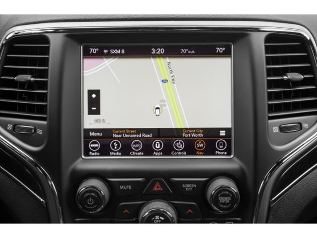 2018 Jeep Grand Cherokee Prices and Values Utility 4D Altitude 2WD navigation system