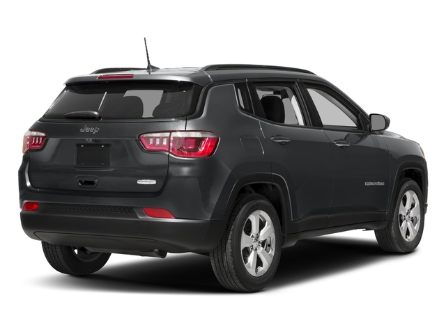 2018 Jeep Compass Base Price Latitude FWD Pricing side rear view