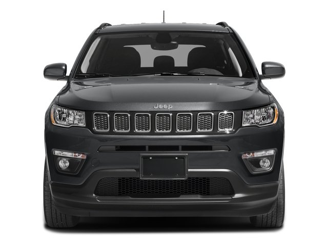 2018 Jeep Compass Pictures Compass Sport FWD photos front view