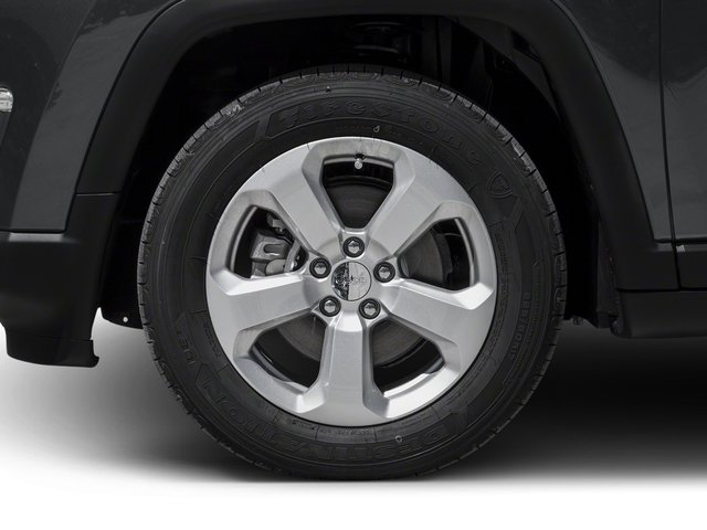 2018 Jeep Compass Prices and Values Utility 4D Sport 4WD wheel