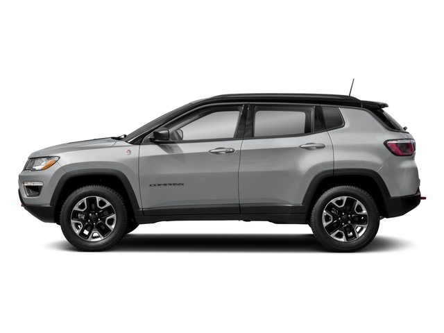 2018 Jeep Compass Pictures Compass Trailhawk 4x4 photos side view
